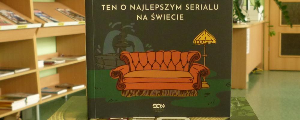 na zdjęciu książki