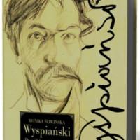 """Okładka książki """"Wyspiański dopóki starczy życia"""""""
