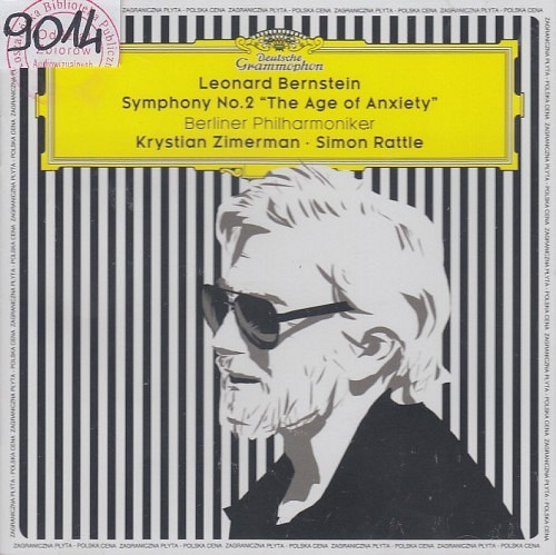 "Symphony No. 2 ""The Age Of Anxiety"""