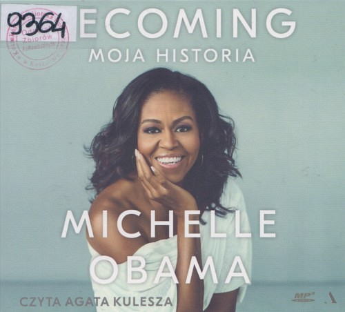 Becoming : moja historia