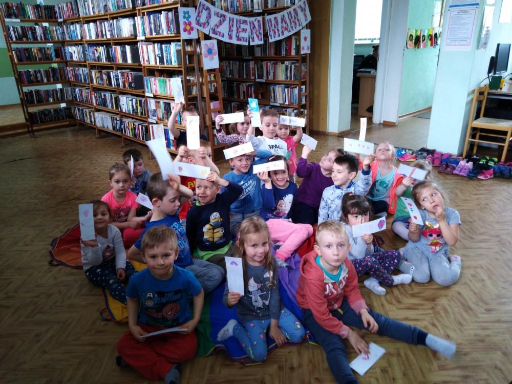 Pierwsza wizyta Koszalińska Biblioteka Publiczna