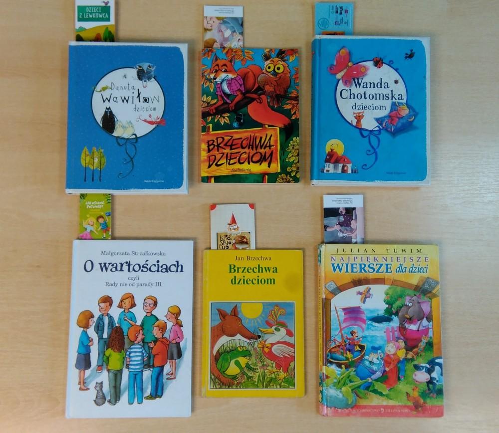 Ogólnopolski Tydzień Czytania Dzieciom Koszalińska