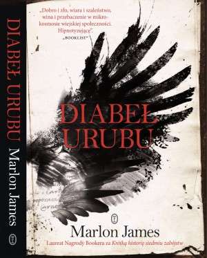 """Diabeł Urubu"" - Marlon James"